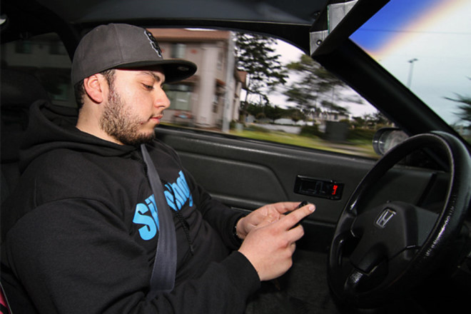 Lái xe có thể giao dịch trực tuyến trong khi xe đang tự vận hành.