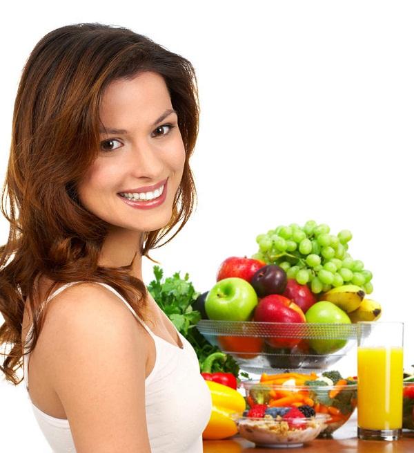 Những thực phẩm phụ nữ nên ăn hàng ngày